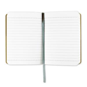 Portico Designs 'I' Foiled Notebook