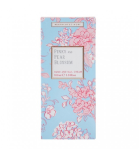 Heathcote & Ivory Pinks and Pear Blossom Hand & Nail Cream