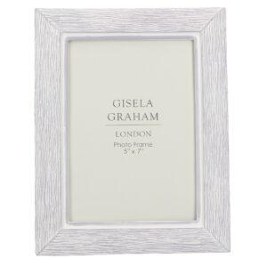 "Gisela Graham Wood Effect Frame - 5"" x 7"""