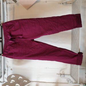 Studio Purple Plain Trouser