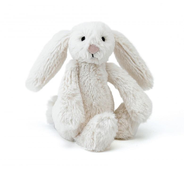Jellycat Bashful Cream Bunny Tiny