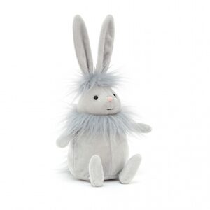 Jellycat Flumpet Bunny Silver