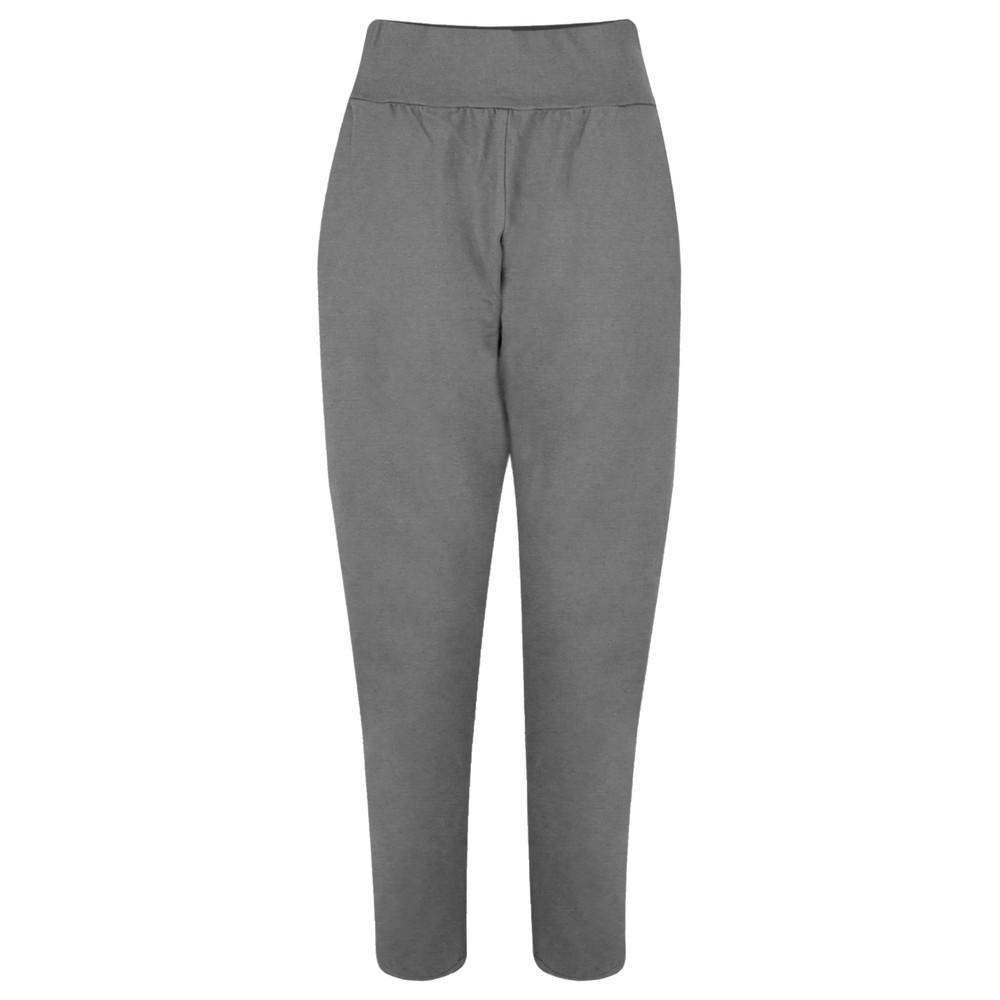 Chalk Robyn Charcoal Jersey Pants