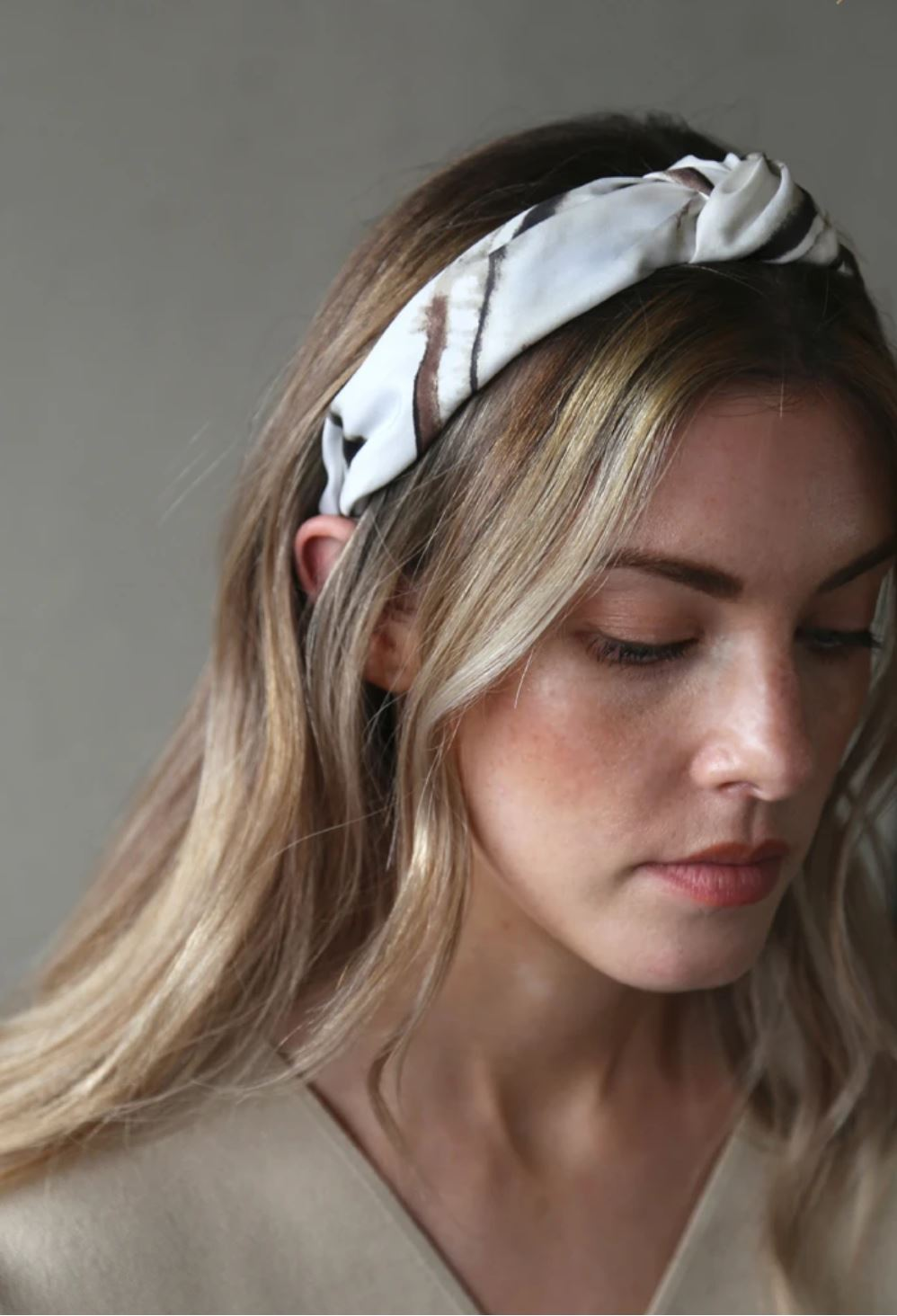 Tutti & Co Tideline Knot Headband