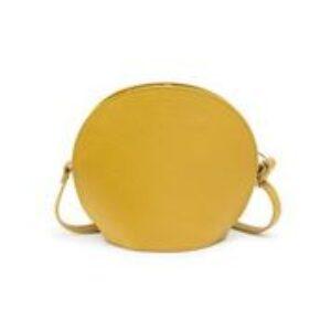 Moda cross body bag- Mustard