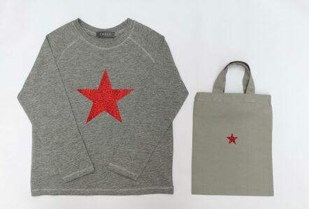 Chalk Toddler T Shirt | Grey | 2-4 Years