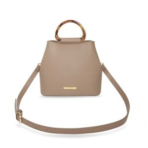 Katie Loxton Tori Tortoiseshell Bag | Taupe