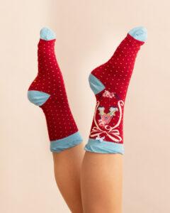 Powder A-Z Ankle Socks - A