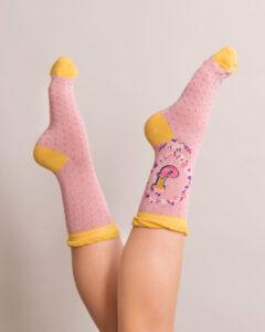 Powder A-Z Ankle Socks - J