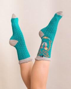 Powder A-Z Ankle Socks - U