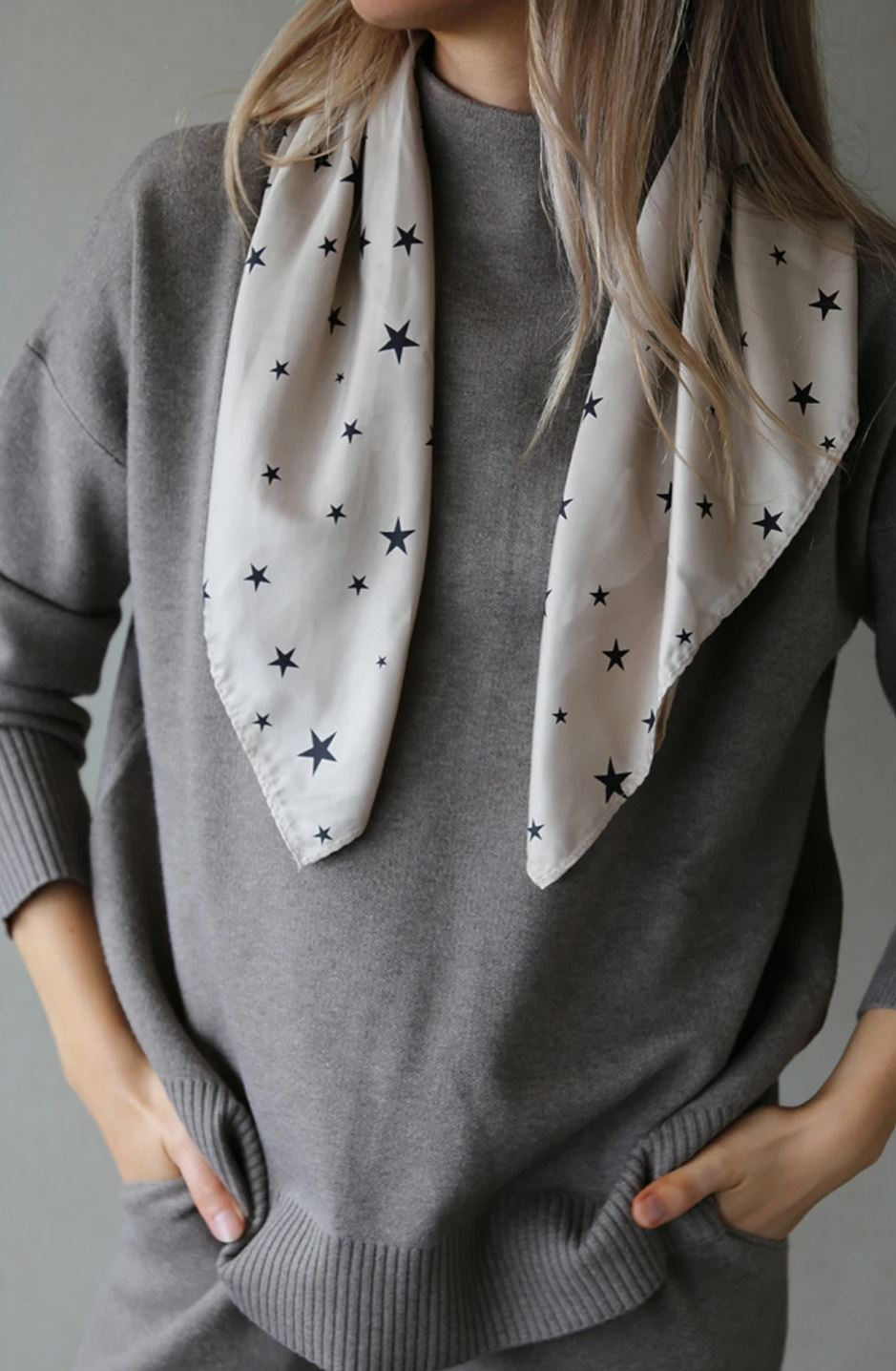 Tutti & Co Starlight Square Scarf