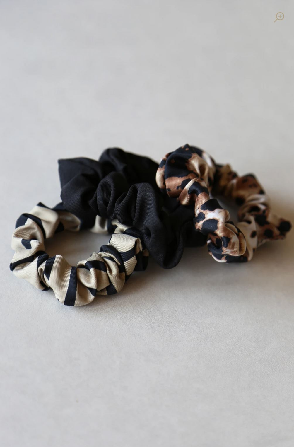 Tutti & Co Jasper Scrunchie Pack of 3