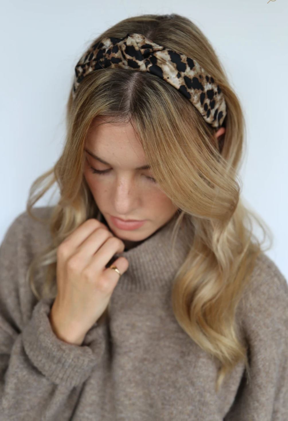 Tutti & Co Jasper Knot Headband