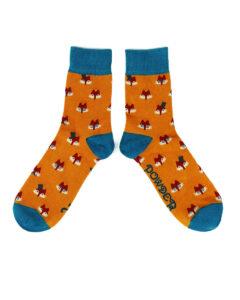 Powder Men's Fox Socks