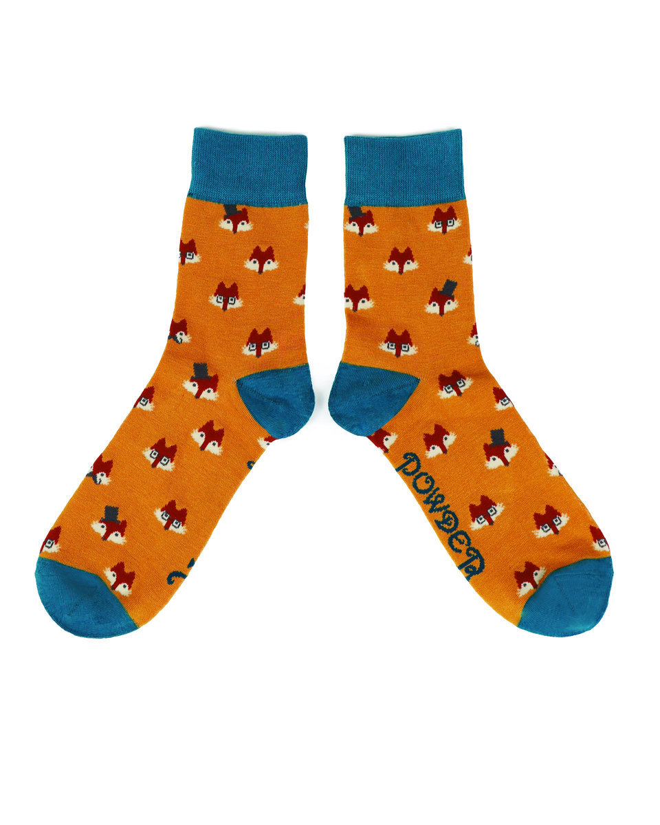 Powder Men's Fox Socks