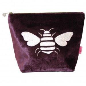 Lua Bee Large Cosmetic Bag