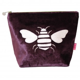 Lua Bee Large Cosmetic Bag