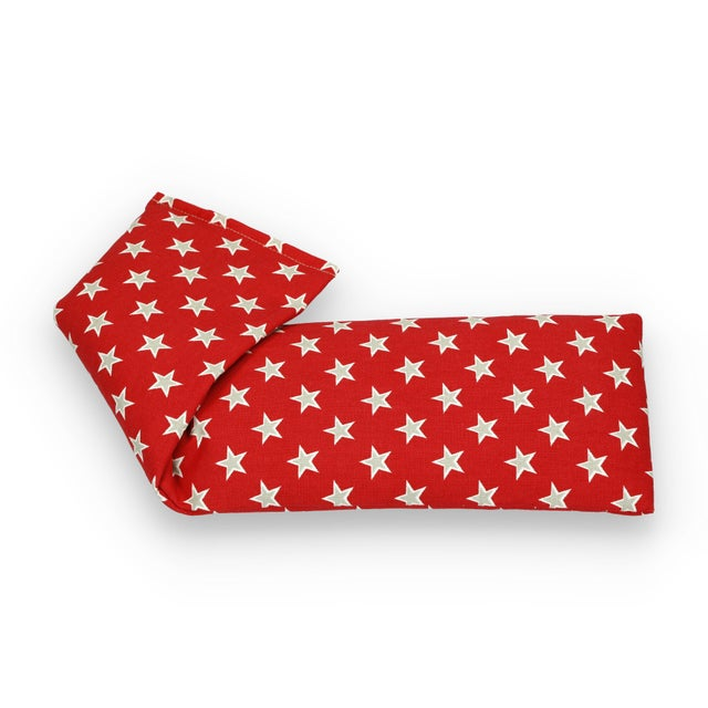 The Wheat Bag Company Red with Stars