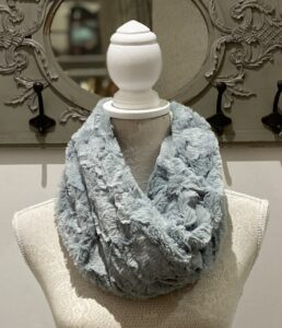 Millie Mae Duck Egg 'Lilly' Snood