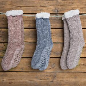 Millie Mae Slipper Socks