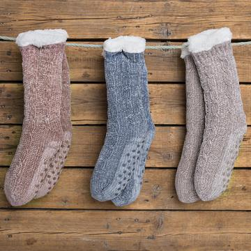 Millie Mae Slipper Socks