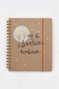 Caroline Gardner Holiday Planner/Scrap Book