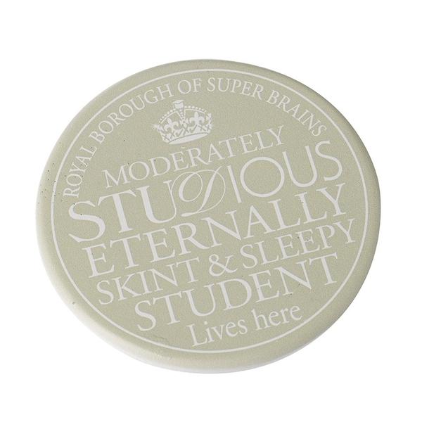 Heaven Sends Student Coaster
