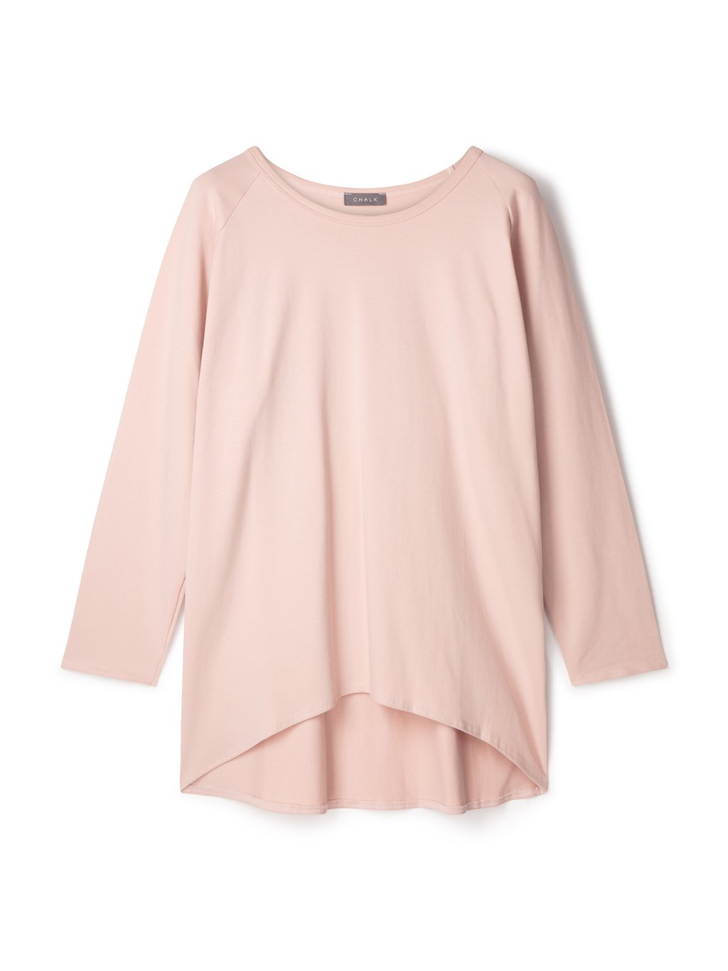 Chalk robyn top pink