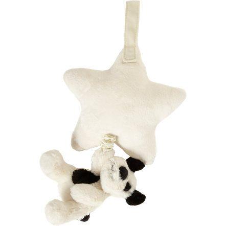 Jellycat Bashful Puppy Musical Pull