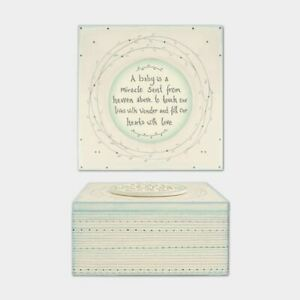 East of India Baby Keepsake Box
