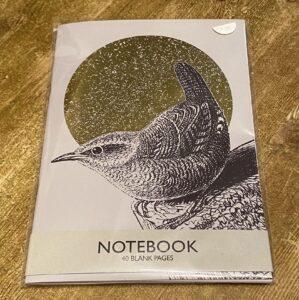 Jen Rowland Notebook