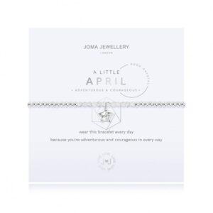 Joma 'April' Birthstone Bracelet