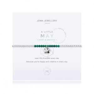 Joma 'May' Birthstone Bracelet