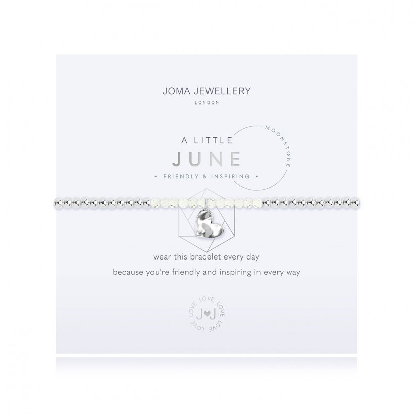 Joma 'June' Birthstone Bracelet