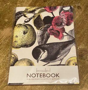 Jen Rowland Notebook Large/Small