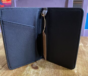Hot Tomato Document Wallet