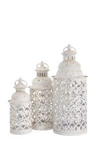Nettuno ornate Lanterns