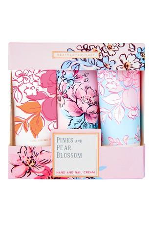Heathcote & Ivory Pinks & Pear Blossom