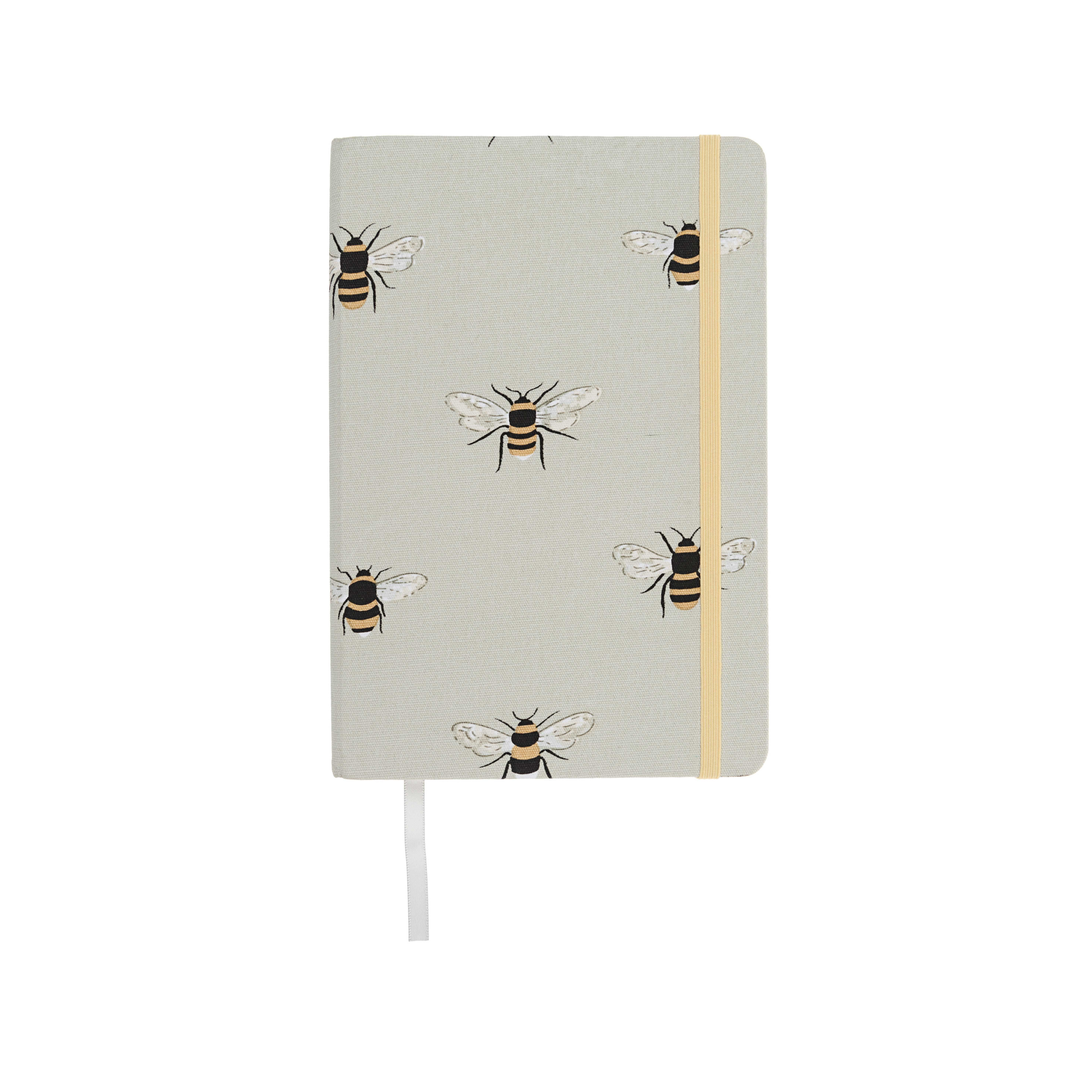 Sophie Allpoprt Bees Notebook A5