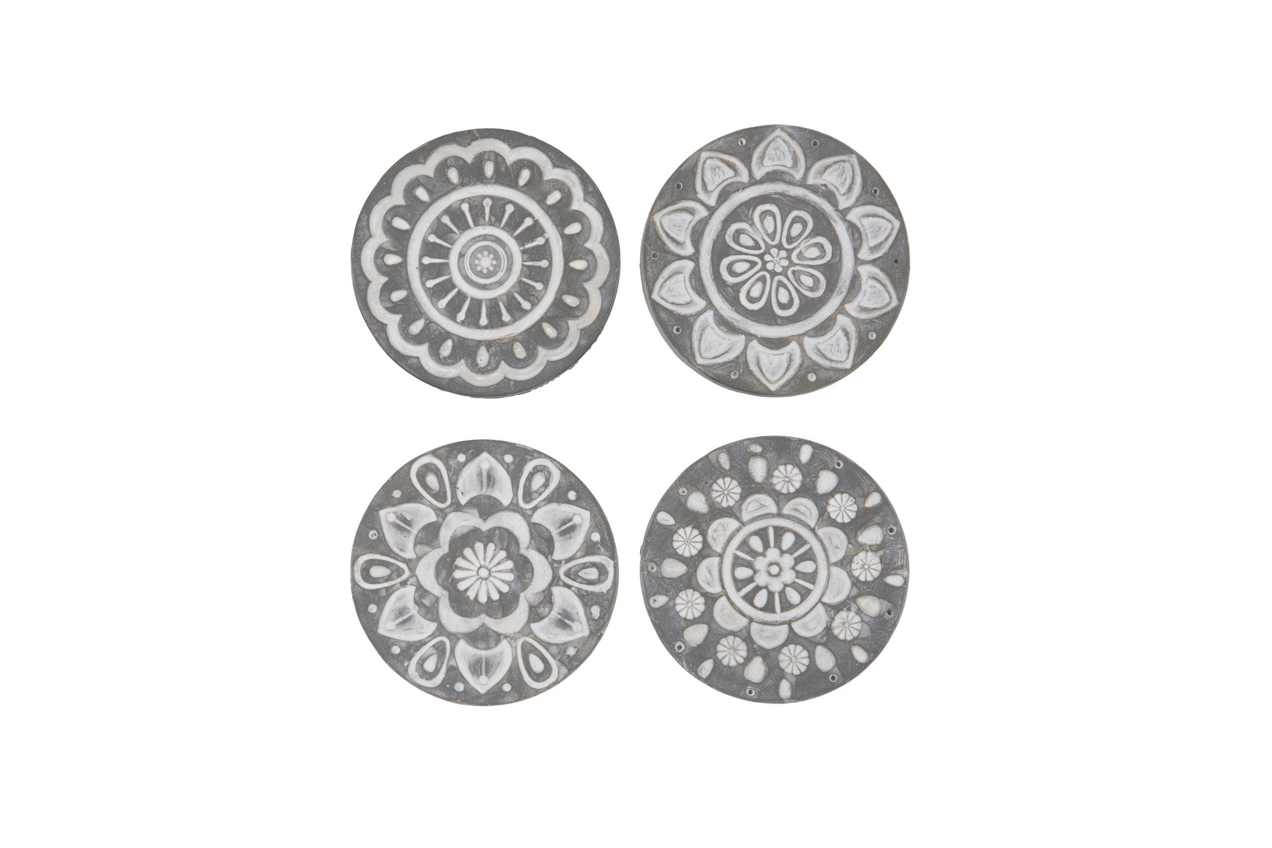 Slate Embossed Coasters