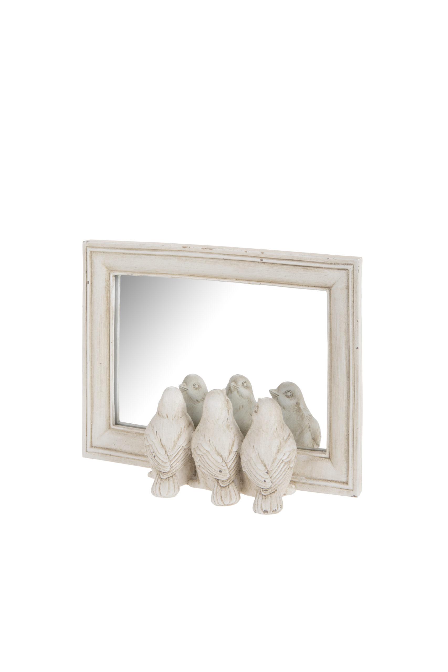 Triple Bird Mirror