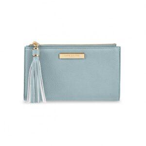 Sophia Tassel Fold out purse