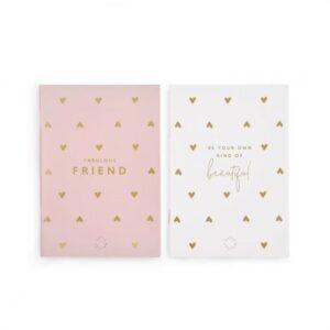 Fabulous Friend Notebooks - Duo pack