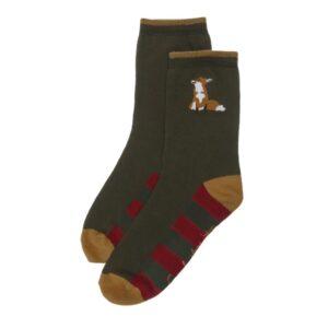 Foxes Mens Socks