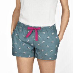 Zebra Pyjama Shorts