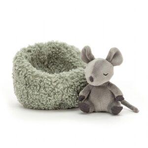 Jellycat Hibernating Mouse
