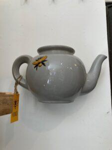 Wall Teapot - Grey