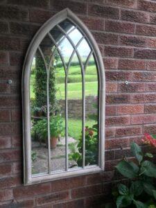 Worcester Indoor/Outdoor Mirror (Collection Only)
